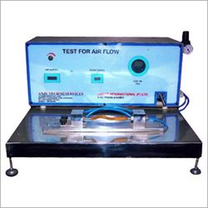 Air Flow Testing Equipment