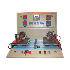 Electrical Free Run Test Benches