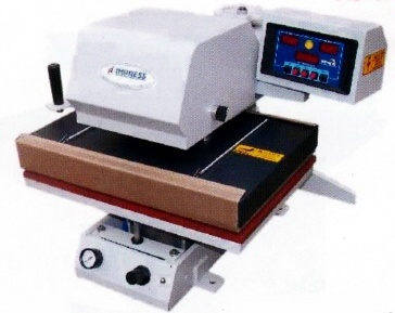 Manual Heat Transfer Press