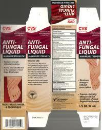 Caprylic Acid - Anti Fungal
