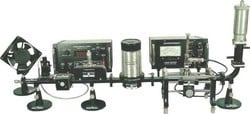Study Of Microwave Test Bench Universal Model