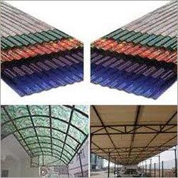 Corrugated Fiberglass Sheets