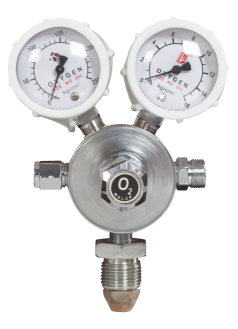 Twin Gauge MOX Regulator
