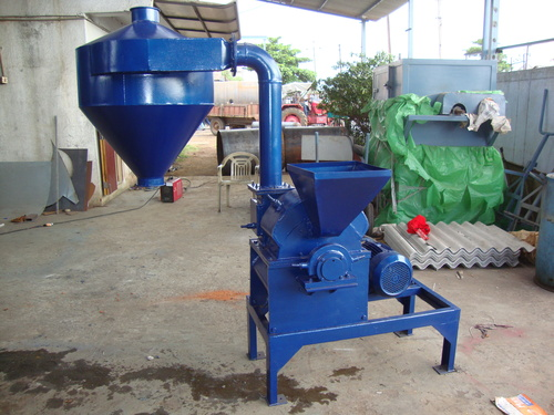 Cooling System Air Impact Pulverizer