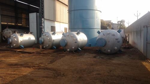 Receiver Storage Tank