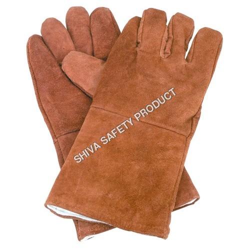 welding hand glove