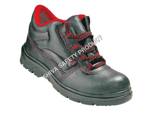 Rexine safety shoe