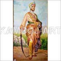 Maharaja Bhupinder Singh Paintings