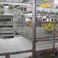 Breeder Hens Battery Cages