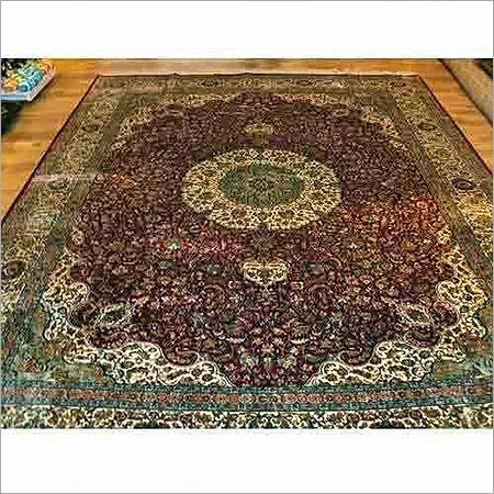 Fancy Silk Carpet