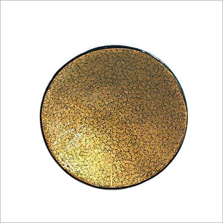 Decorative Gold Painted Papier