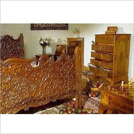 Kashmir Wood Carving
