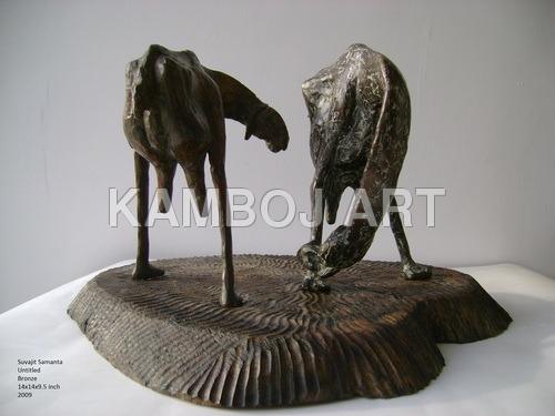 Decorative Bronze Sculptures