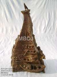Carving Decoration Bronze Sculpture