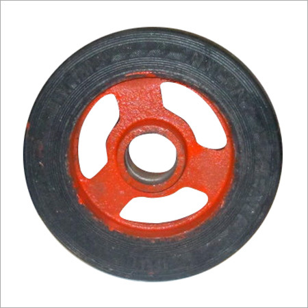 Industrial Trailer wheel