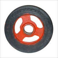 Industrial Trailer wheel