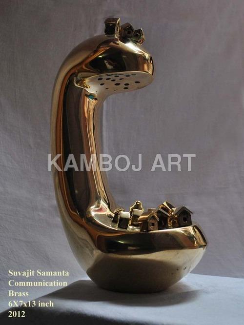 Decorative Metal Sculpture