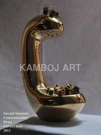 Decorative Metal Sculpture