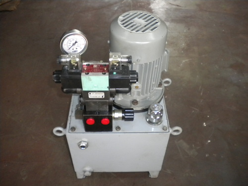 Hydraulic Power Pack Units
