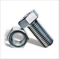 Slotted Hex Head Bolt