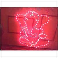 Diwali Decoration God Shape Lights