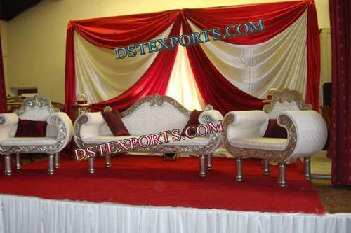 ROYAL WEDDING STYLISH FURNITURE SET