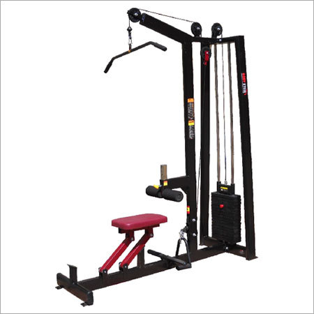 Lat Pull Down  Rowing