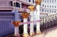 New Design Roman Pillars