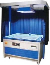 Exposing Machine Screen Dryer