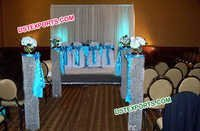 New Wedding Aisleway Crystal Pillars/ Columns