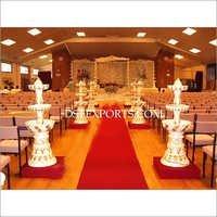 Wedding Aisle Way Fountains