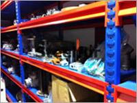 Medium Duty Steel Shelving