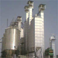 Single Stage Parboiling Plant