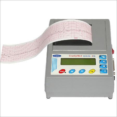 Portable ECG Machine