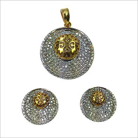 Necklace Locket Set