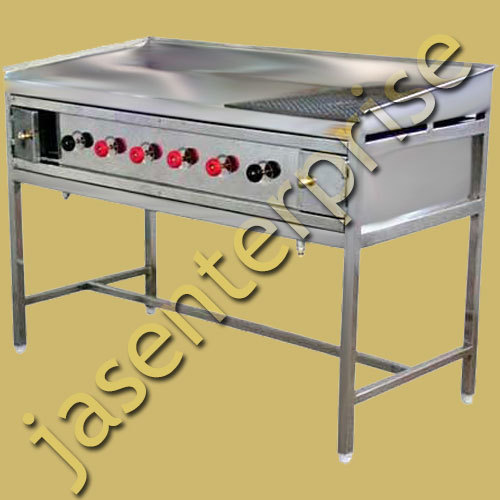 Dosa Hot Plate With Puffing Grill