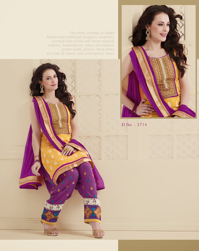 Patiyala Salwar Suit