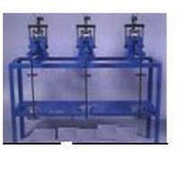 Consolidation Apparatus Three Gang Mould