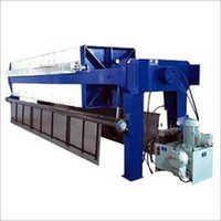 Filter Press for Sugar & Syrup