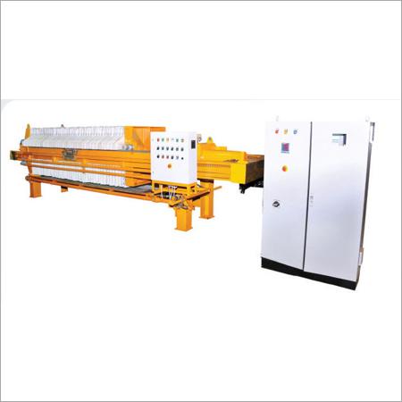 Auto Plate Shifter Filter Press