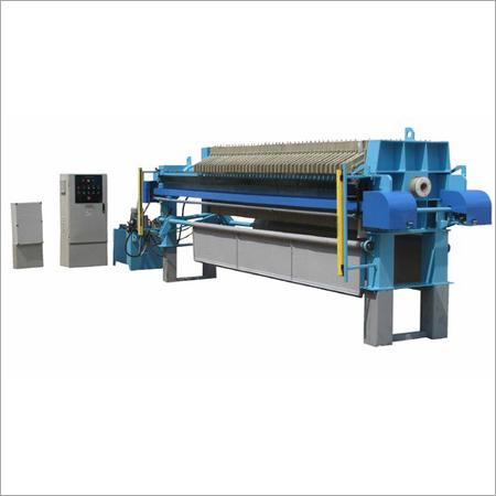 Semi Automatic Filter Press