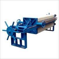 ETP Plant Filter Press