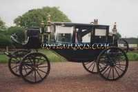 Black President Carriage