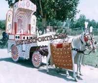 Religious Function Horse Carriage