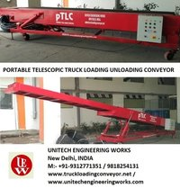 PORTABLE TELESCOPIC TRUCK  CONVEYER