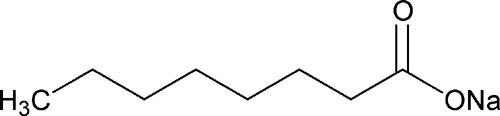 Sodium Caprylate - Manufacturer
