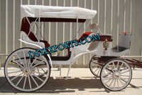 Full Hood Victoria Carriages