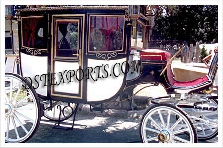 Royal Horse Drawn Carriage