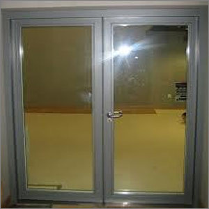 Steel Glazed Door