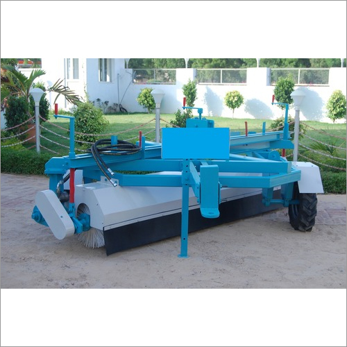 Tractor Mounted Broom Sweeper